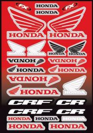 FX HONDA STICKER KIT