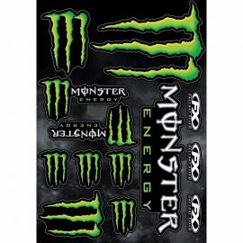 FX MONSTER DECAL KIT