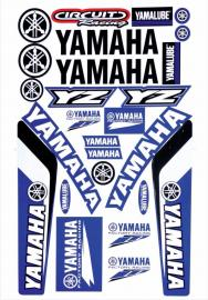 DECAL YZ STICKER KIT
