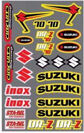 MCS DRZ70 ECONOMY DECAL KIT