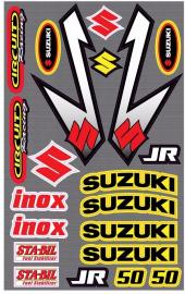 MCS JR50 ECONOMY DECAL KIT