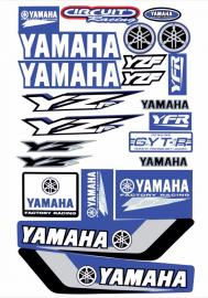 MCS YAMAHA YZF DECAL KIT