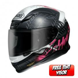 SHOEI NXR SEDUCTION TC-7 PINK