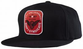 SHIFT FLYING TYRE SNAPBACK BLACK