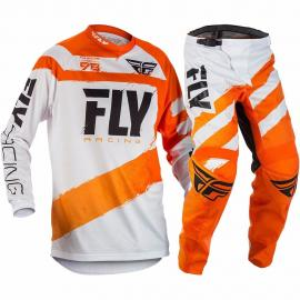 FLY 2018 F-16 JERSEY & PANT COMBO ORG