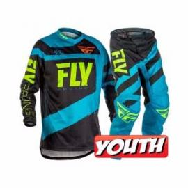 FLY 2018 F-16 YOUTH COMBO BLUE