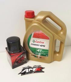 CASTROL SERVICE KIT CBR500R 2013-17
