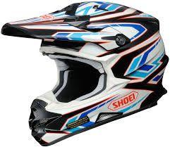 SHOEI VFX-W BLOCK-PASS TC-2