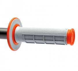 RENTHAL DUAL COMPOUND GRIPS ORANGE