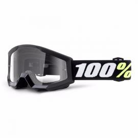 100% STRATA MINI GOGGLE BLACK