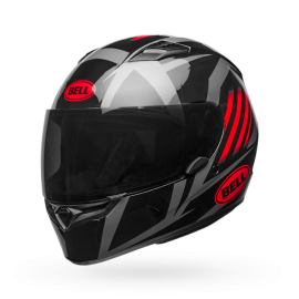 QUALIFIER BLAZE 18 BLK/RED