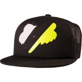 FOX YOUTH IMPLICATED SNAP BACK BLACK