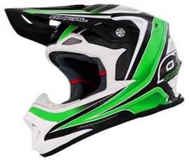 ONEAL 2015 8 SERIES RACE BLACK/GREEN