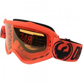 DRAGON MXV BREAK RED / LL AMBER