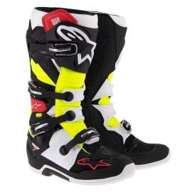 ALPINESTARS TECH 7 BLACK RED