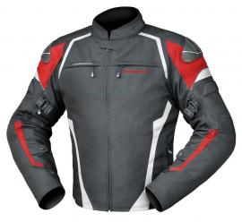 DRIRIDER SPRINT JKT BLK RED