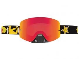 DRAGON GOGGLE NFXS ROCKSTAR - RED IONIZED AFT LENS