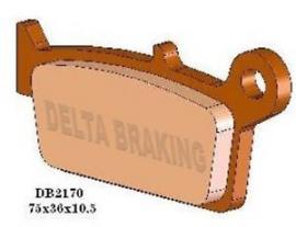 DELTA PADS DB2170 DP815