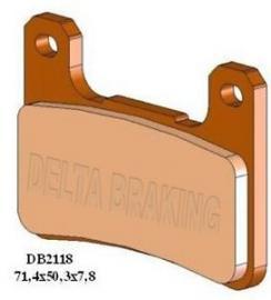DELTA PADS DB2118 DP963
