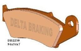 DELTA PADS DB2230 DP321