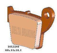 DELTA PADS DB2280 DP921