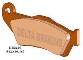 DELTA PADS DB2220 DP617