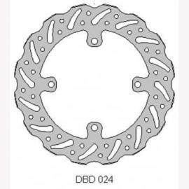 DELTA DISC ROTOR DBD024