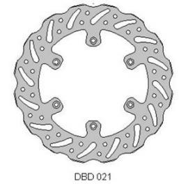 DELTA DISC ROTOR DBD021