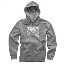 ALPINESTARS RIFT ZIP HOODY HEATHER