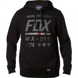 FOX DISTRICT 2 PULLOVER FLEECE BLACK