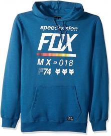 FOX DISTRICT 2 PULLOVER FLEECE DUST BLUE