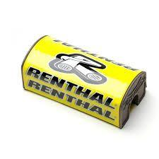 RENTHAL FAT BAR PAD YELLOW