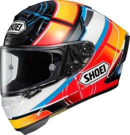 SHOEI X-SPIRIT III DE ANGELIS