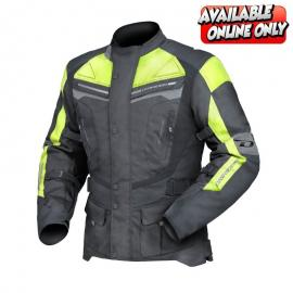 DRIRIDER APEX 4 MENS JACKET YELLOW