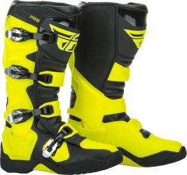 FLY FR5 BOOT HI-VIS YELLOW