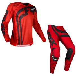 FOX 2019 180 COTA RED JERSEY AND PANT COMBO