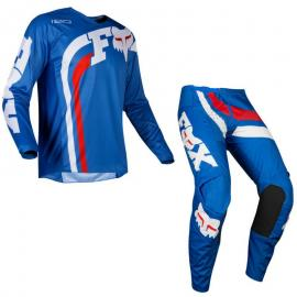 FOX 2019 180 COTA BLUE JERSEY AND PANT COMBO