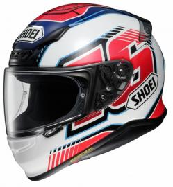 SHOEI NXR CLUZEL TC 1 RED