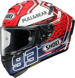 SHOEI X-SPIRIT III MARQUEZ 5 TC-1