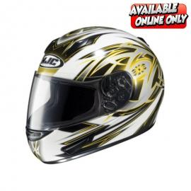 HJC CL15 CYCLONE YELLOW