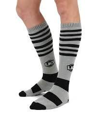 LKI PROFILE SOCK GREY