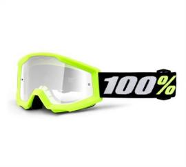 100% ACCURI YOUTH FLUORO GOGGLE