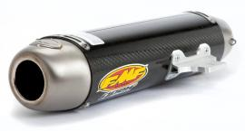 EXHAUST FMF HONDA CBR600RR 08-11 CARBON/TI APEX SLIP-ON