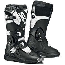 SIDI FLAME YOUTH BOOT BLACK