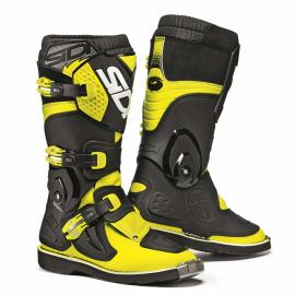 SIDI FLAME YOUTH BOOT YELLOW