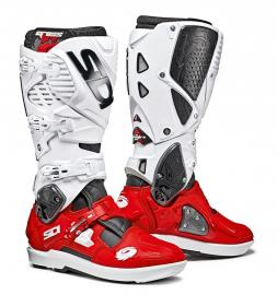 SIDI CROSSFIRE 3 SRS BLK RED WHT