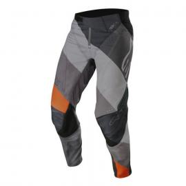 ALPINESTARS 2019 TECHSTAR VENOM PANTS BLACK GREY FLURO ORANGE