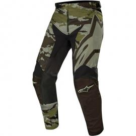 ALPINESTARS 2019 RACER TACTICAL PANTS BLACK MILITARY GREEN CAMO