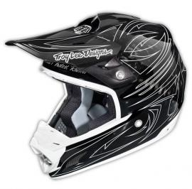 TLD 2015 SE3 HELMET ONE SHOT WHITE