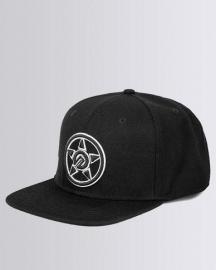 UNIT CASUAL CAP PRVNC BLK